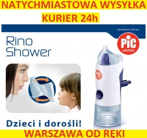 IRYGATOR DO NOSA RINO SHOWER PIC SOLUTION