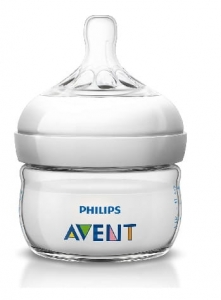 BUTELKA AVENT DLA NOWORODKA NATURAL NEW 60ml
